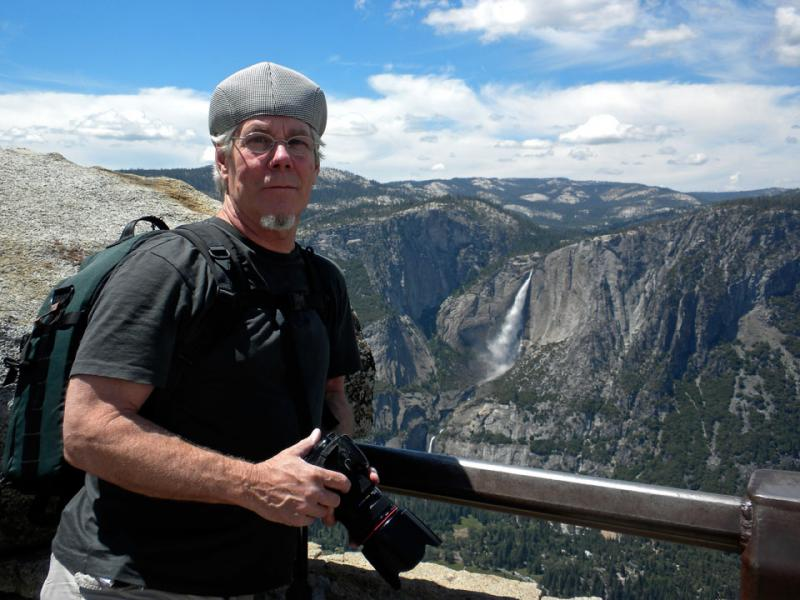 Bob Connelly at Yosemite National Park